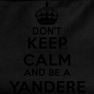 Don't keep calm and be a yandere Tee shirts - Sac à dos Enfant