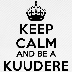 Keep calm and be a kuudere Tee shirts - Casquette classique