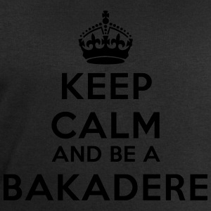 Keep calm and be a bakadere Camisetas - Sudadera hombre de Stanley & Stella