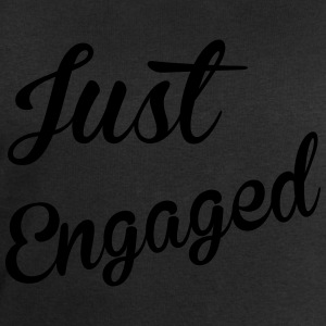 Just Engaged T-Shirts - Men's Sweatshirt by Stanley & Stella