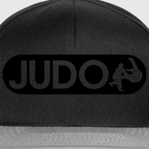 Judo Tee shirts - Casquette snapback