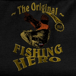 Fishinghero Gold 2014 T-Shirts - Kinder Rucksack