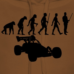 Evolution rc car - Frauen Premium Hoodie
