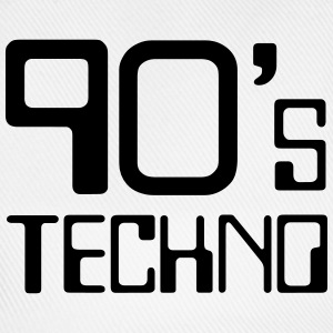 90´s Techno T-Shirts - Baseball Cap