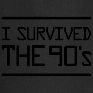 I Survived the 90´s Magliette - Grembiule da cucina