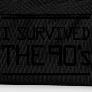 I Survived the 90´s Tee shirts - Sac à dos Enfant