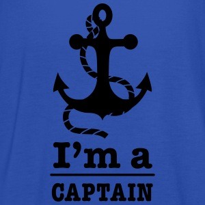 captain T-Shirts - Women's Tank Top by Bella