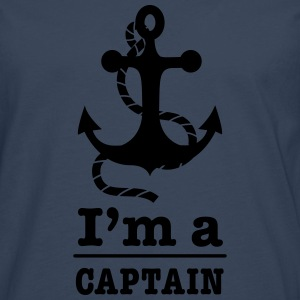 captain T-Shirts - Men's Premium Longsleeve Shirt