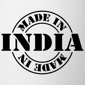 made_in_india_m1 Tee shirts - Tasse