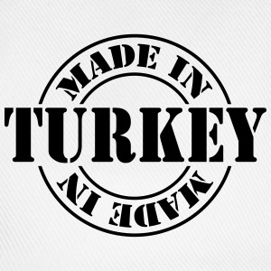 made_in_turkey_m1 Tee shirts - Casquette classique
