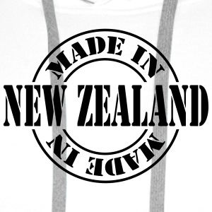 made_in_new_zealand_m1 Magliette - Felpa con cappuccio premium da uomo