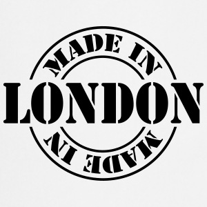 made_in_london_m1 T-shirts - Forklæde