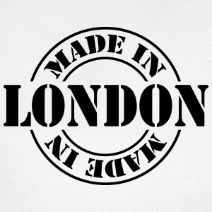 made_in_london_m1 T-shirts - Baseballkasket