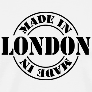 made_in_london_m1 Tabliers - T-shirt Premium Homme