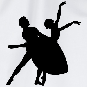 ballet T-Shirts - Drawstring Bag