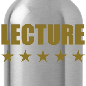 Lecture Tee shirts - Gourde