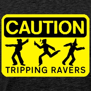 rzhw_caution-trip Hoodies & Sweatshirts - Men's Premium T-Shirt