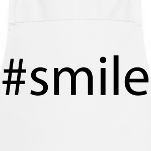 #smile Tee shirts - Tablier de cuisine