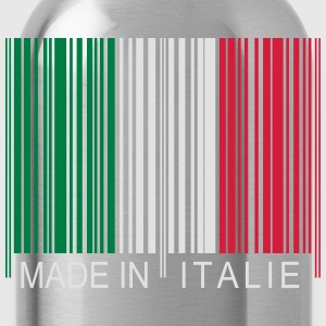 Code barre Made in Italie Tee shirts - Gourde