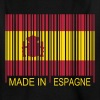 Code barre Made in Espagne armoiries Tee shirts - T-shirt Enfant