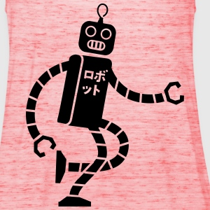 robot T-Shirts - Women's Tank Top by Bella