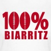 100 % Biarritz Olympique rugby 64 Tee shirts - T-shirt Femme