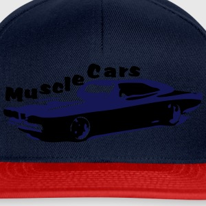 Muscle Car - Snapback Cap