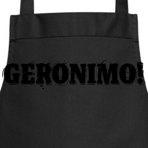 GERONIMO! T-Shirts - Cooking Apron