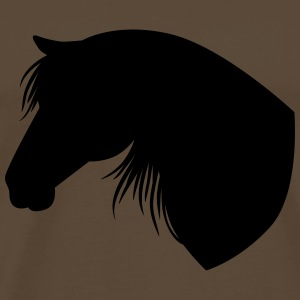 Horse Bags & backpacks - Men's Premium T-Shirt