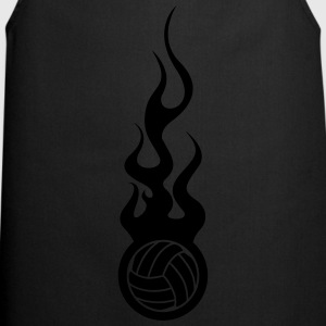 Volleyball Hoodies - Cooking Apron