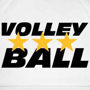Volleyball T-Shirts - Baseball Cap