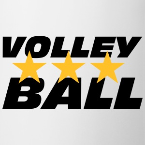 Volleyball Tee shirts - Tasse