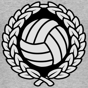 Volleyball Laurier Sweat-shirts - Tee shirt près du corps Homme