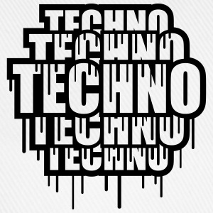 Cool Techno Stamp T-shirts - Baseballkasket