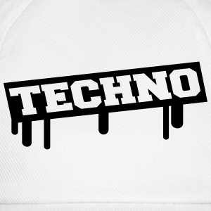 Techno Stamp Tee shirts - Casquette classique