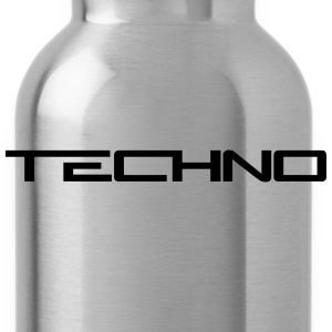 Techno Logo T-shirts - Drinkfles