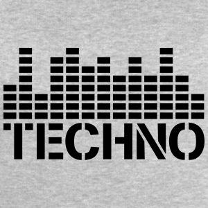 Techno Equalizer Logo Tee shirts - Sweat-shirt Homme Stanley & Stella