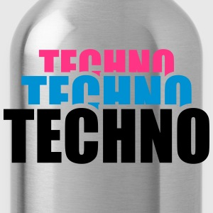Cool Techno Design Tee shirts - Gourde