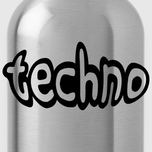 Cool Techno Tee shirts - Gourde