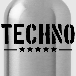 Techno Tee shirts - Gourde