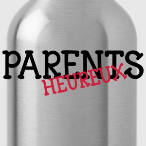 Parents heureux ! Tee shirts - Gourde