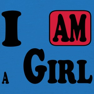 I am a Girl Parapluies - T-shirt Homme
