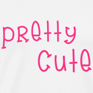 Pretty Cute Sweats - T-shirt Premium Homme
