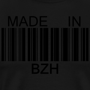 Made in BZH Bretagne Tabliers - T-shirt Premium Homme