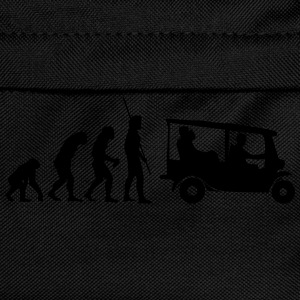 Evolution Tuk Tuk T-skjorter - Ryggsekk for barn