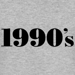 1990´s Hoodies & Sweatshirts - Men's Slim Fit T-Shirt