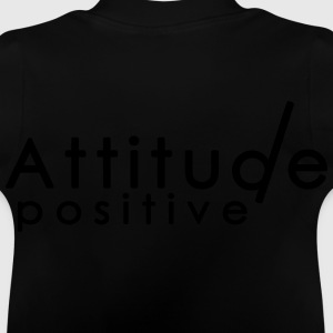 Attitude Positive Hoodies - Baby T-Shirt