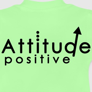 Attitude Positive 2 Sweats - T-shirt Bébé
