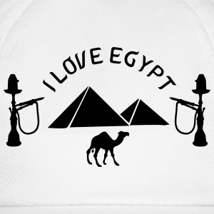 I love Egypt T-Shirts - Baseball Cap