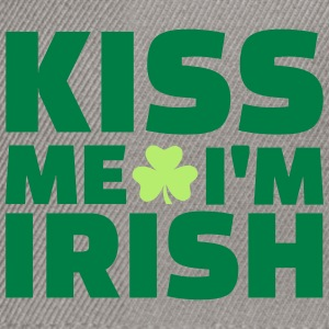 Kiss me I'm Irish T-Shirts - Snapback Cap
